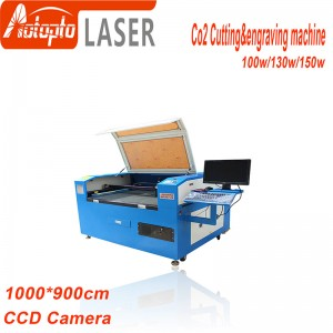 AZ1090 video camera laser cutting machine