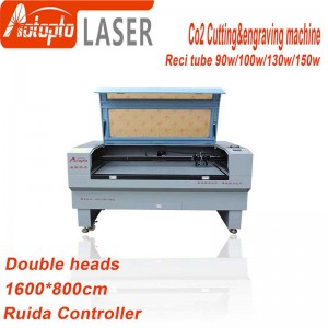 AZ1680 video camera laser cutting&engraving machine