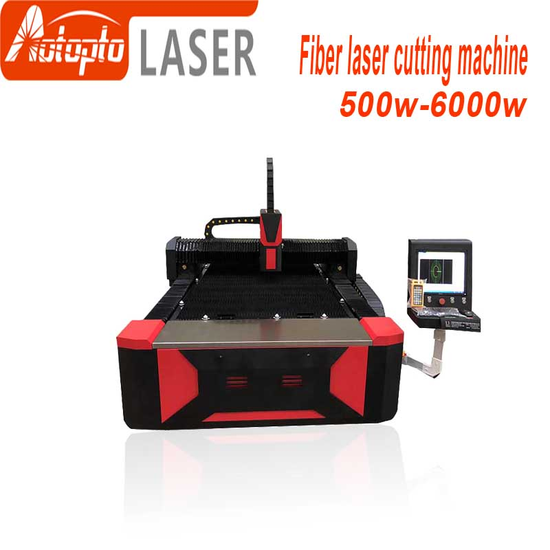 Fiber laser cutting machine 500w1000w 3000w raycus Max source